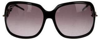Gucci Gradient Oversize Sunglasses