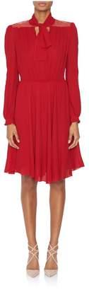 Giambattista Valli Bow-Tie Dress