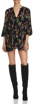 Free People Just the Two of Us Tunic Dress $118 thestylecure.com