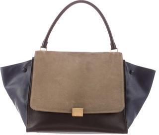 CelineCéline Large Trapeze Bag