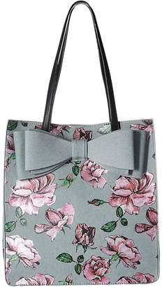 Betsey Johnson Bow Tote Tote Handbags