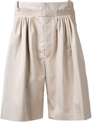 J.W.Anderson pleated bermuda shorts