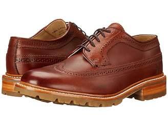 Frye James Lug Wingtip Men's Lace Up Wing Tip Shoes
