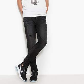 La Redoute Collections Skinny Jeans, 10-16 Years