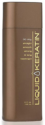 Liquid Keratin 30 Day Straight Smooth Strong & Long