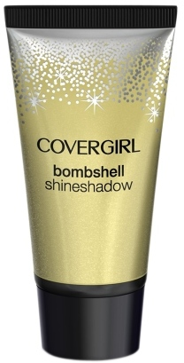 CoverGirl Bombshell Shine Shadow Gold Goddess 315