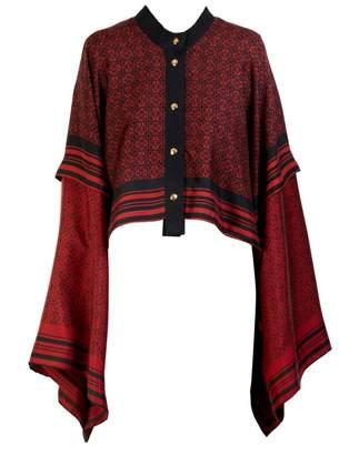 Loewe Anagram Scarf Jacket