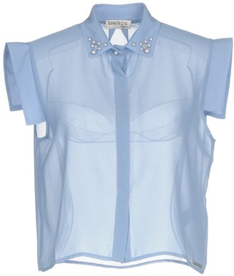 Maison Espin Shirts - Item 38695805EM