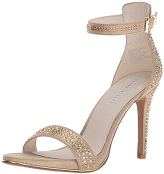 Kenneth Cole New York Women's Brooke Shine Glitzy Stiletto Dress Sandal Heeled
