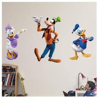 Fathead Donald, Daisy and Goofy Wall Decal