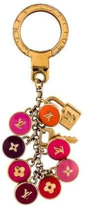 Louis Vuitton Pastilles Key Chain