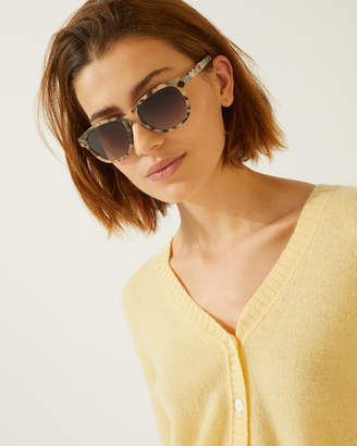 Jigsaw Megan Easy D Frame Sunglasses