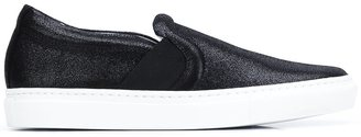 Lanvin 'Pull-On' slip-on sneakers $570 thestylecure.com