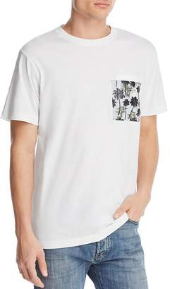 Wesc Maxwell Hawaiian Pocket Tee