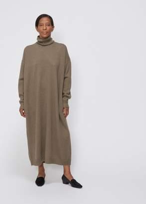 LAUREN MANOOGIAN Turtleneck Dress