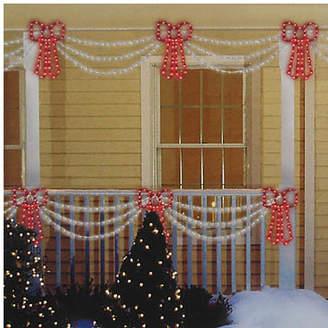 Sienna 3 Piece Christmas Light Swag Set