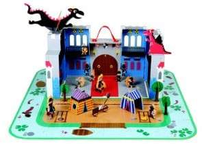 Janod Pretend Play Fantastic Castle