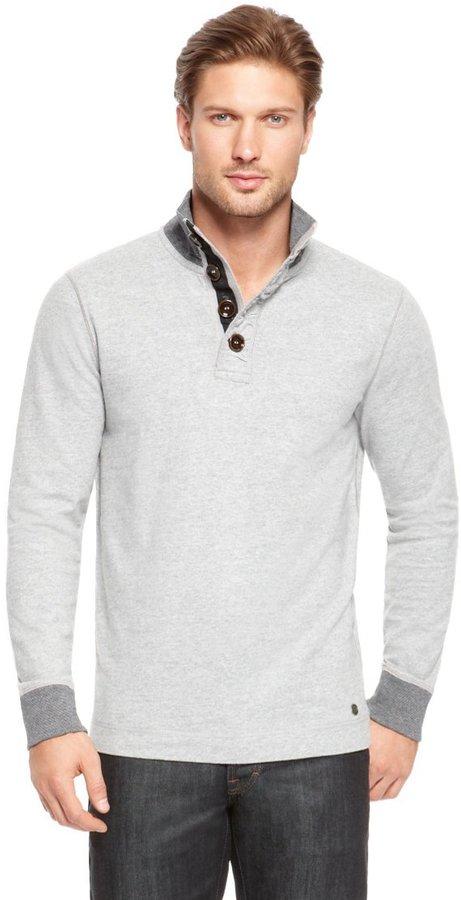 HUGO BOSS 'Whoosh' | Cotton Sweatshirt by BOSS Orange