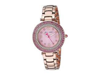 Betsey Johnson 37BJ00699-01BX Pink Crystals