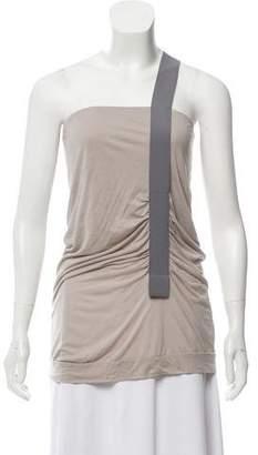 VPL One-Shoulder Jersey Top