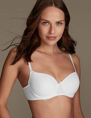 Marks and Spencer 2 Pack Underwired T-Shirt Balcony Bras