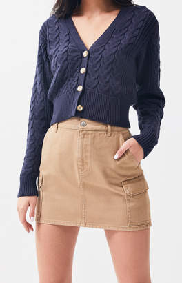 PacSun Utility Skirt