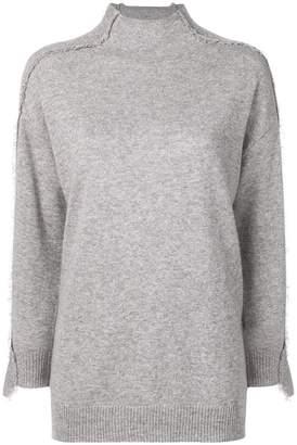 Steffen Schraut cashmere long-sleeve sweater