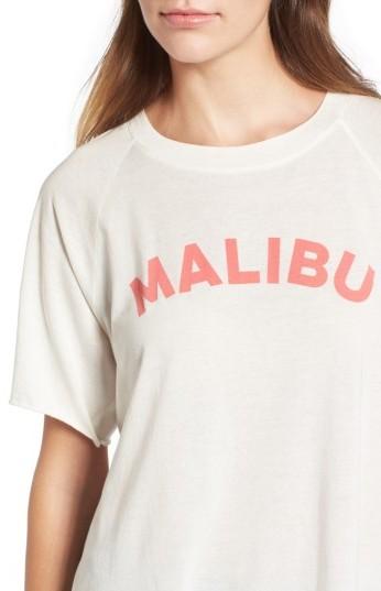 Women's Rebecca Minkoff Malibu Lombardo Graphic Tee 5