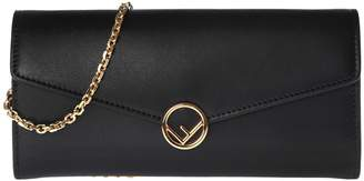 Fendi Chained Continental Wallet