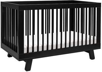 Pottery Barn Kids Babyletto Hudson 3-in-1 Crib, Black , Standard UPS Delivery