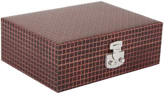 Gentili Eight Watch Square-Pattern Case