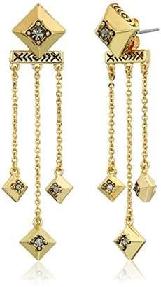 House Of Harlow The Lyra Dangle Drop Earrings