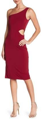 Velvet by Graham & Spencer Stretch Jersey Dress