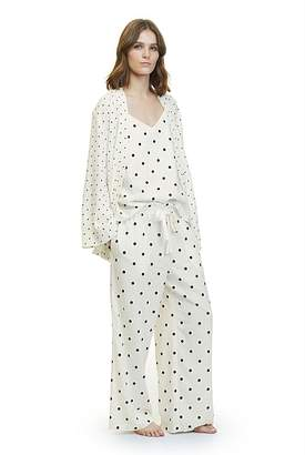 Country Road Print Lounge Robe