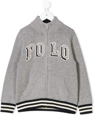 Ralph Lauren zip-up sweater