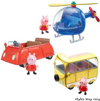 Peppa Pig Vehicle Assortment