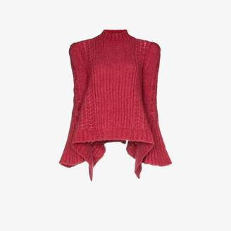 Stella McCartney bell sleeved jumper