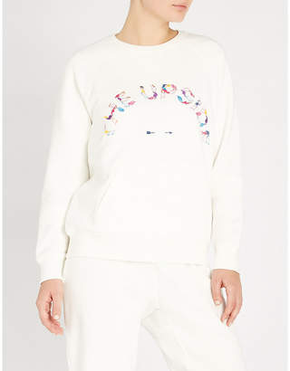 The Upside The Good Dinosaur Bondi cotton-jersey sweatshirt