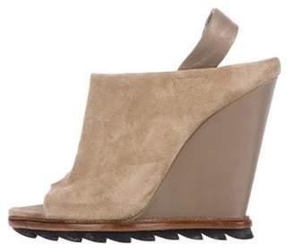 Camilla Skovgaard Slingback Wedge Sandals