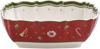 Villeroy & Boch Toy's Delight Square Serving Bowl 6.25 in