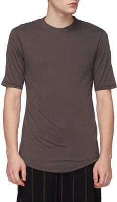 DEVOA Cotton-cashmere T-shirt