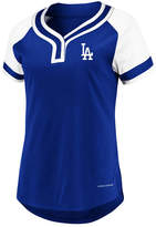 Majestic Women's Los Angeles Dodgers League Diva T-Shirt