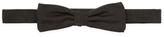 Prada Ribbed Silk Bow Tie