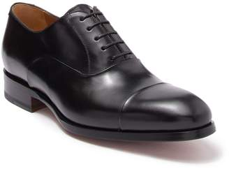 Magnanni Leather Cap Toe Oxford