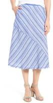 Nic+Zoe Women's Freshwater A-Line Skirt