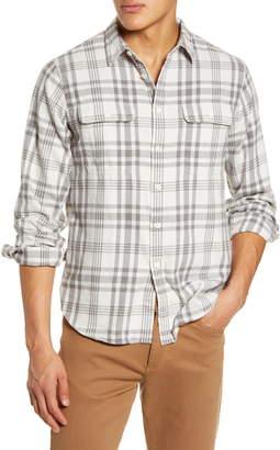 Madewell Patton Plaid Flannel Long Sleeve Workshirt