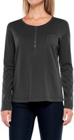 Aventura Clothing Evelyn Henley Shirt - Long Sleeve (For Women)