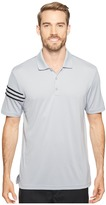 adidas CLIMACOOL 3-Stripes Polo Men's Short Sleeve Pullover