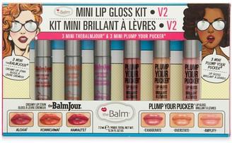 TheBalm Mini Lip Gloss Kit