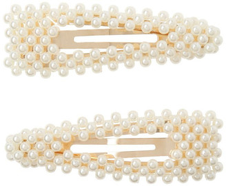 Piper 2 Pack Pearl Snap Clips